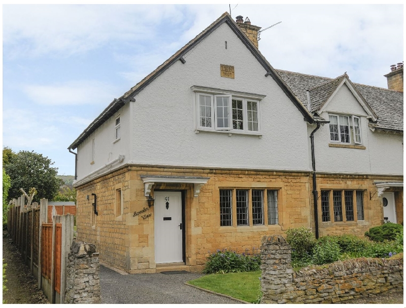 Bredon View a british holiday cottage for 5 in ,