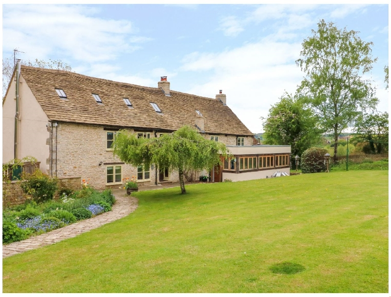 Tickmorend Farm a british holiday cottage for 10 in ,