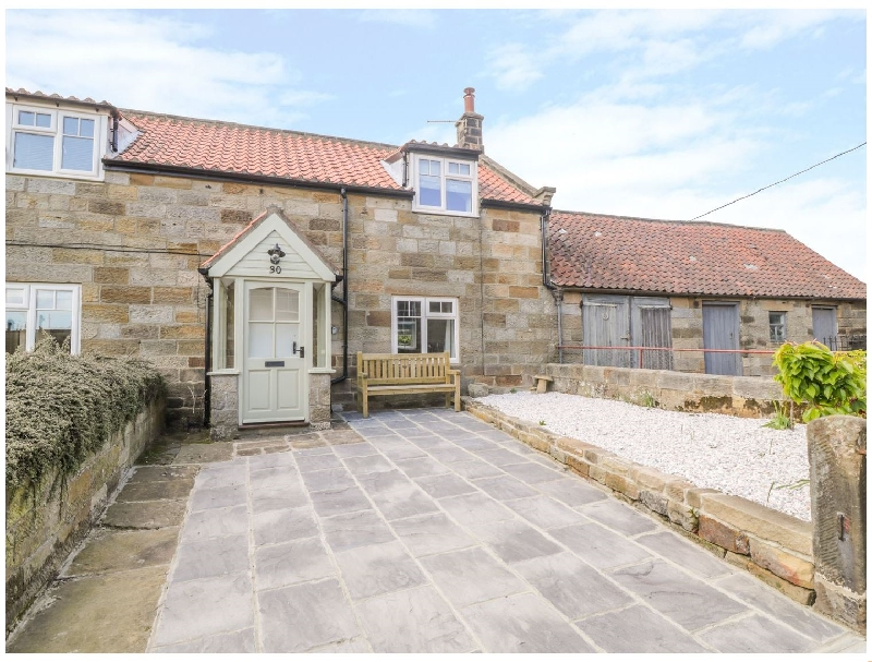 Cherry Cottage a british holiday cottage for 4 in ,