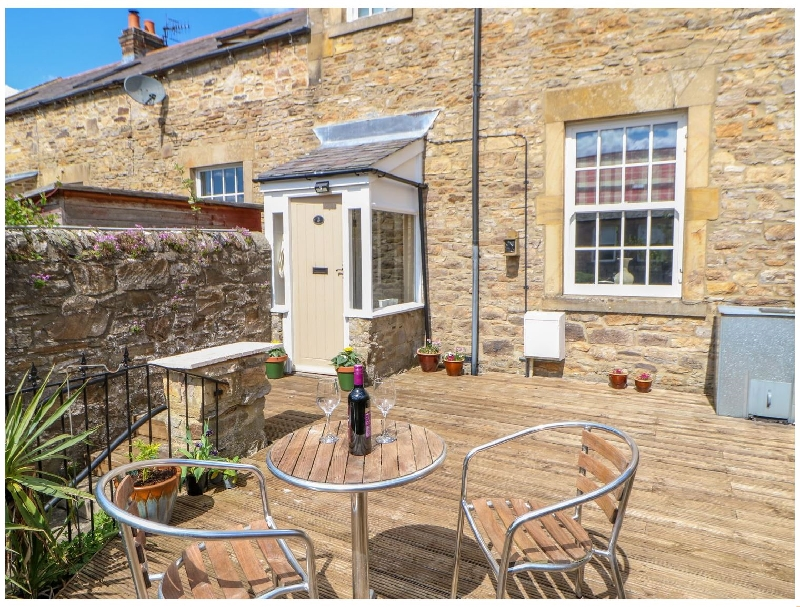 Old Workhouse Cottage a british holiday cottage for 2 in ,