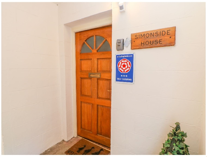 Simonside Apartment a british holiday cottage for 2 in ,