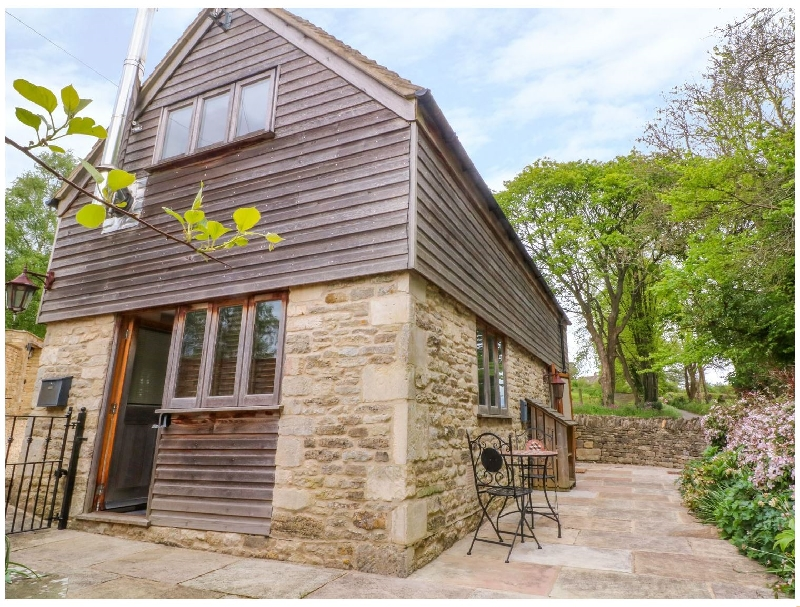 Tickmorend Barn a british holiday cottage for 2 in ,