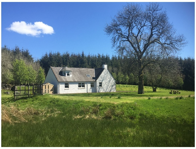 Glen View a british holiday cottage for 6 in ,