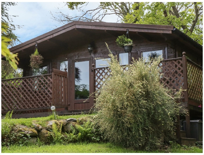 Y Caban a british holiday cottage for 4 in ,