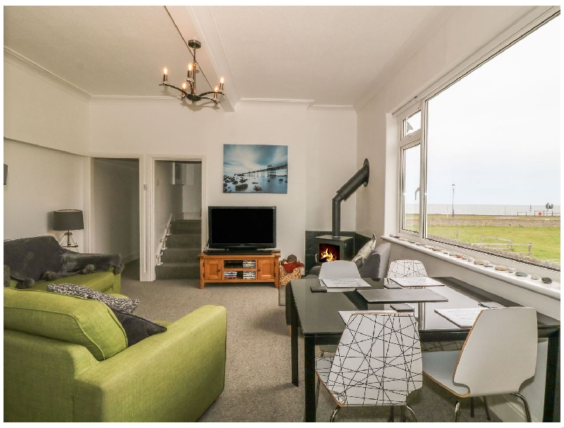 Little Orme View a british holiday cottage for 5 in ,