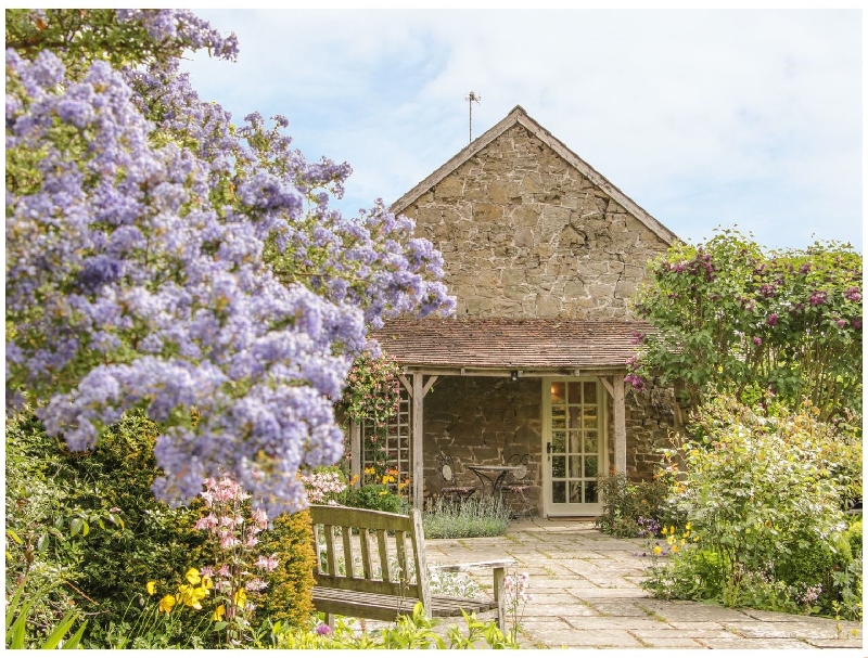 Stable Cottage a british holiday cottage for 2 in ,