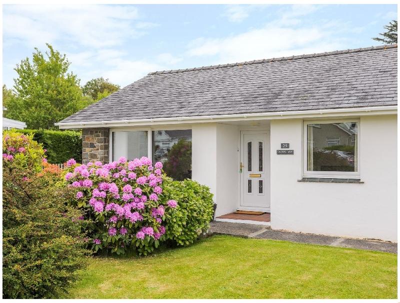 Garreg Wen a british holiday cottage for 5 in ,