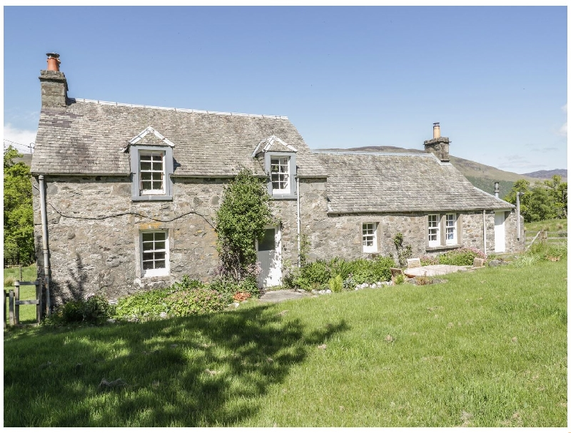Balmeanoch a british holiday cottage for 5 in ,