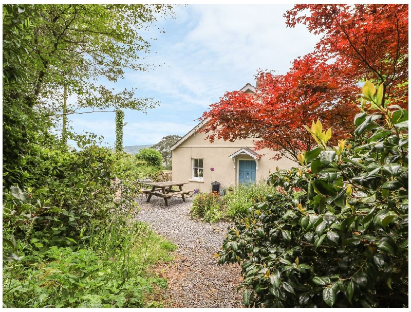 The Garden Cottage a british holiday cottage for 4 in ,