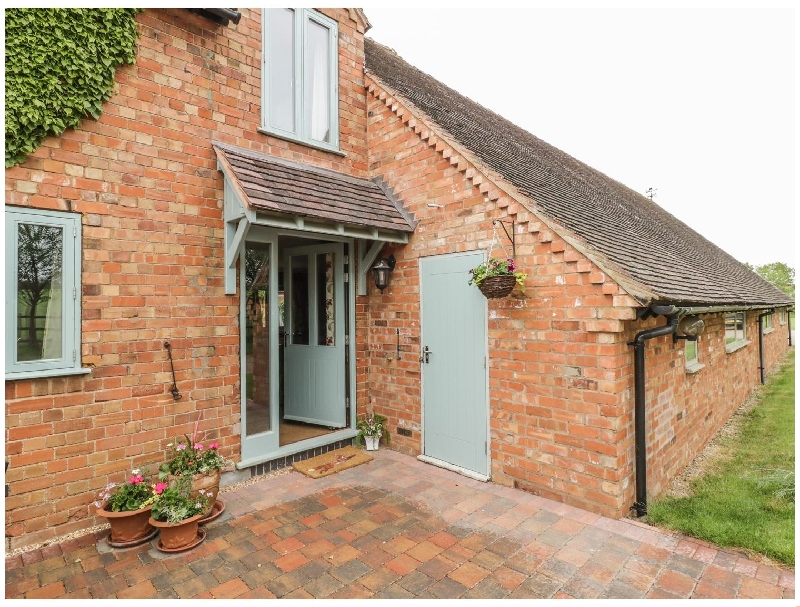 Rectory Cottage a british holiday cottage for 4 in ,