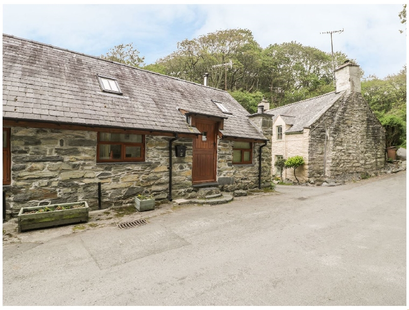 Hendoll Cottage 1 a british holiday cottage for 4 in ,