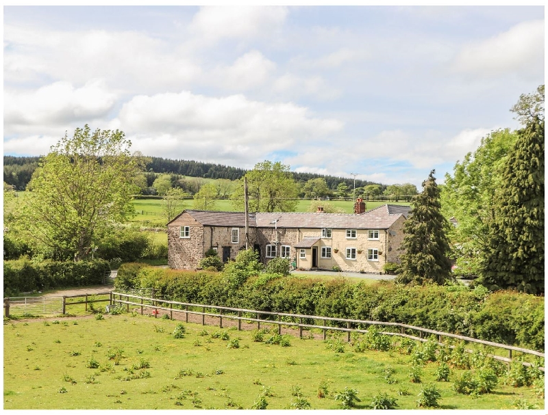 Offa's Cottage a british holiday cottage for 6 in ,