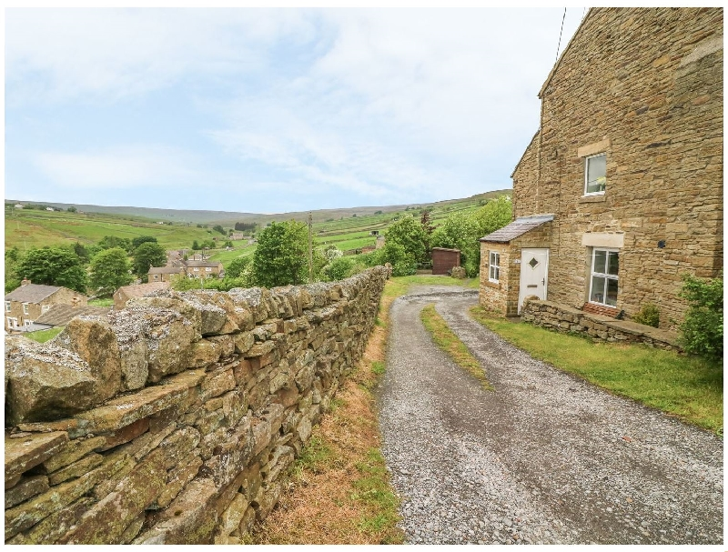 Terrace Cottage a british holiday cottage for 4 in ,