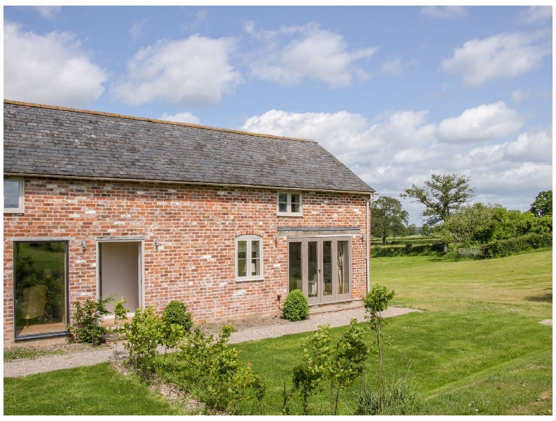 Annexe a british holiday cottage for 2 in ,