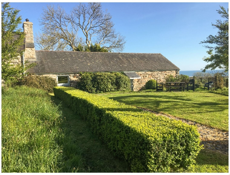 Bron Y Foel Bach a british holiday cottage for 5 in ,