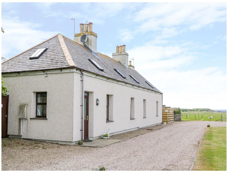 1 Thurdistoft Farm Cottage a british holiday cottage for 4 in ,
