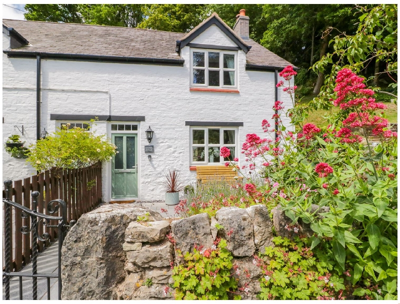 Llwyn a british holiday cottage for 4 in ,