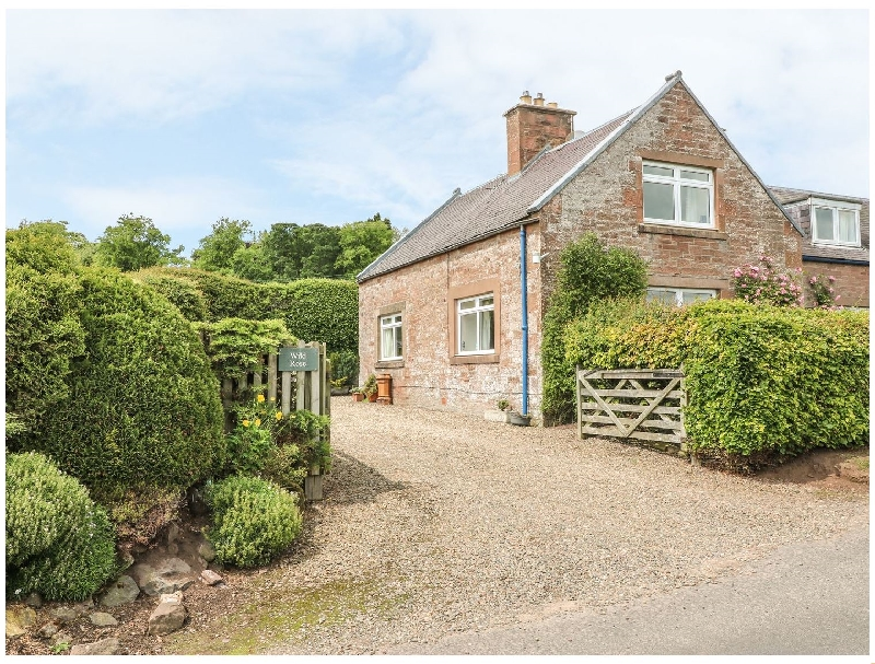 Wild Rose Cottage a british holiday cottage for 5 in ,