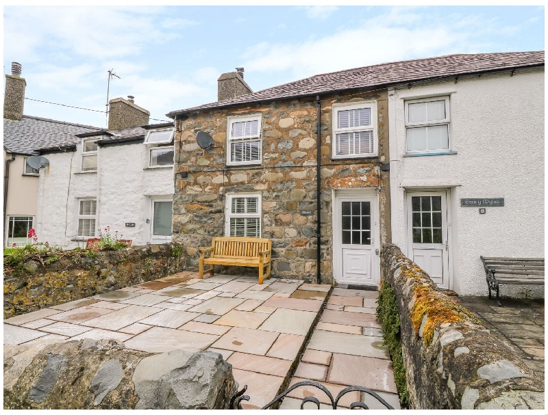 Gerallt a british holiday cottage for 6 in ,