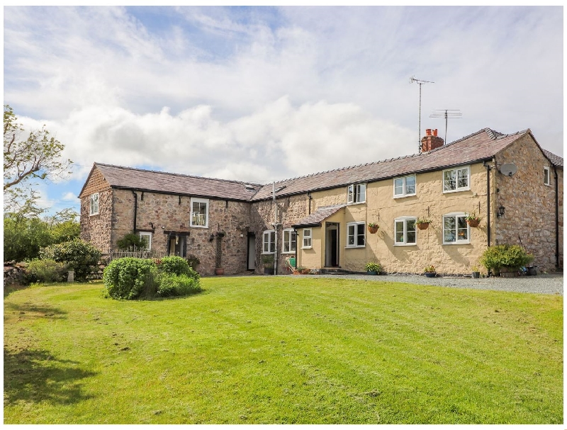 Kwenrith's Cottage a british holiday cottage for 4 in ,