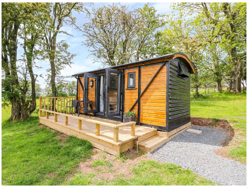 Cuckoo's Nest a british holiday cottage for 2 in ,