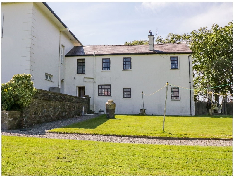 Llwydiarth Cottage a british holiday cottage for 5 in ,