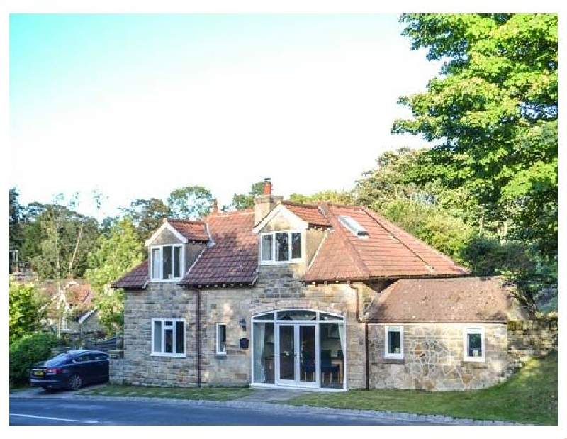 Wyke Lodge Cottage a british holiday cottage for 5 in ,