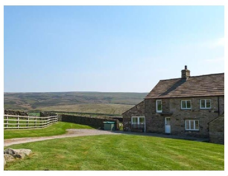 Higher Croasdale Farmhouse a british holiday cottage for 6 in ,