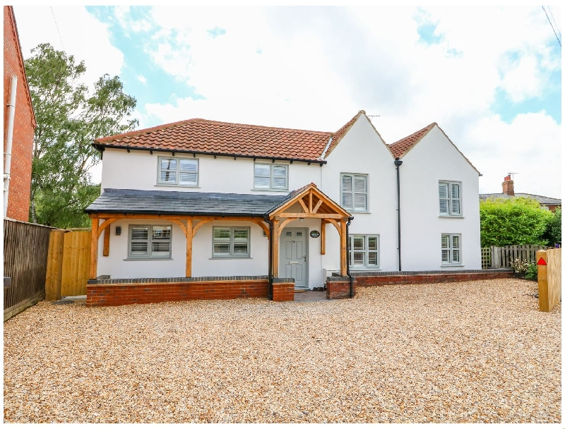 Duck Pond Cottage a british holiday cottage for 6 in ,