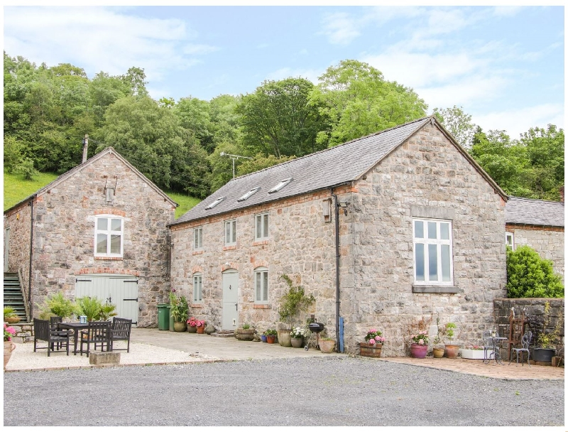 Graig Gwyn Cottage a british holiday cottage for 4 in ,