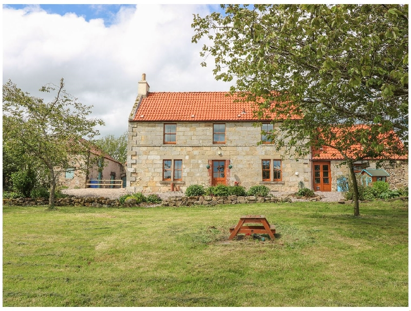 Burnside of Letham Farm a british holiday cottage for 6 in ,