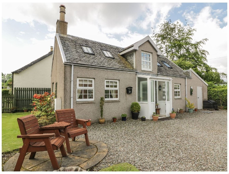 Tigh Beag a british holiday cottage for 2 in ,