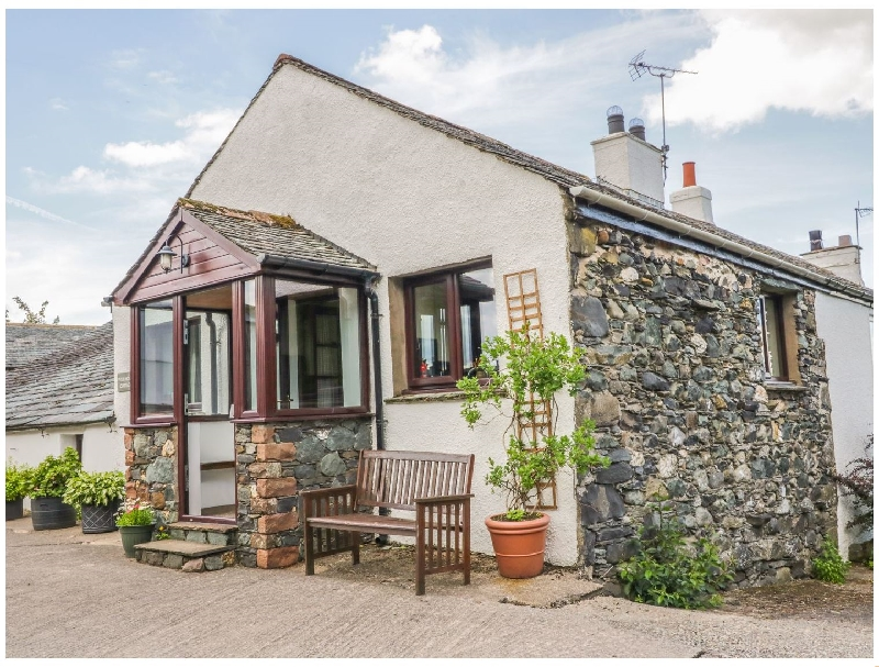 Peter House Cottage a british holiday cottage for 5 in ,