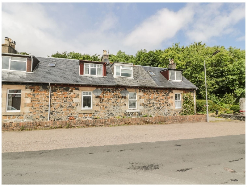 Kintyre Cottage a british holiday cottage for 4 in ,