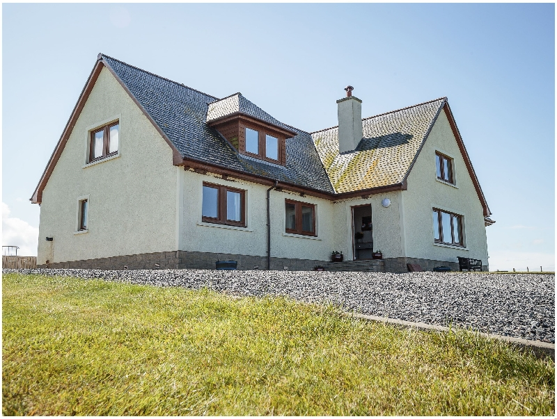 Corsewall Castle Farm Lodges a british holiday cottage for 8 in ,