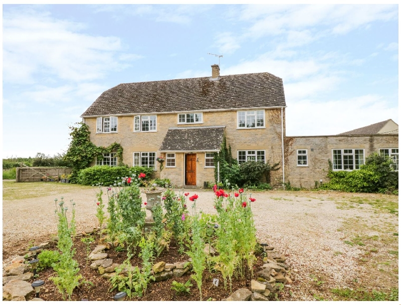 Tythe House a british holiday cottage for 9 in ,