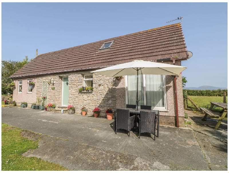 Erw Deg a british holiday cottage for 5 in ,