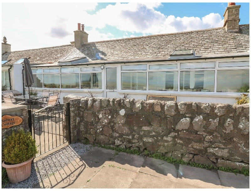 Solway Cottage a british holiday cottage for 6 in ,