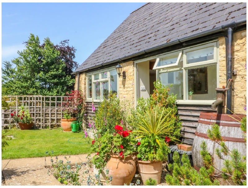 Henmarsh Cottage a british holiday cottage for 4 in ,