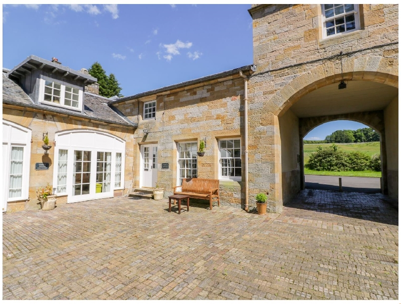 Stables Cottage a british holiday cottage for 4 in ,