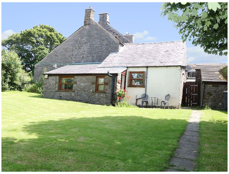 Garden Cottage a british holiday cottage for 2 in ,