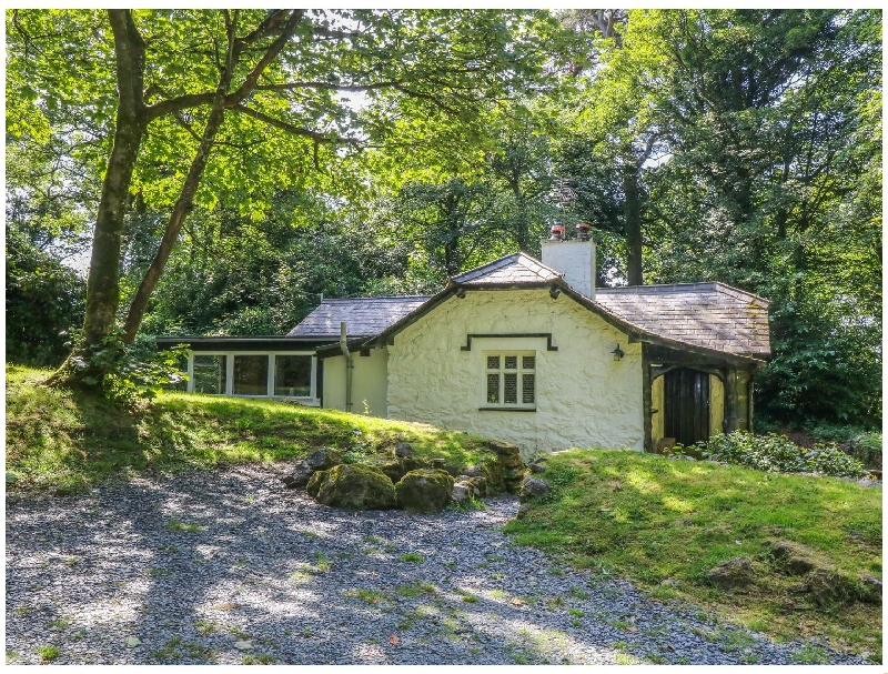 Upper Lodge a british holiday cottage for 6 in ,