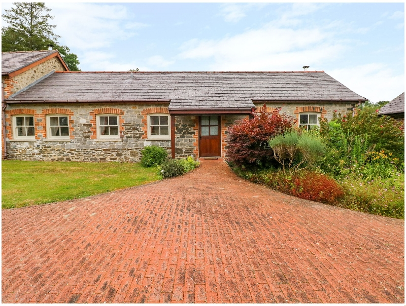 Taf Cottage a british holiday cottage for 6 in ,