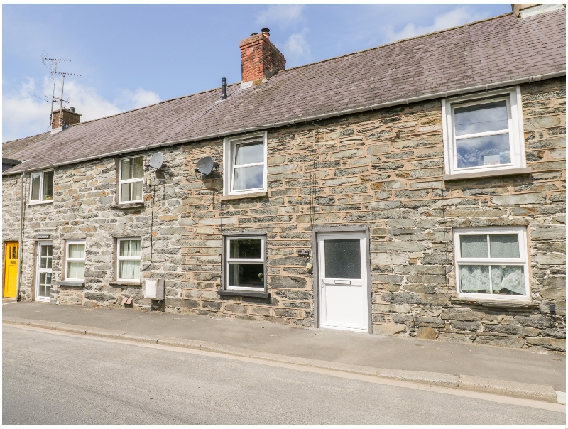 9 Tyn Y Groes a british holiday cottage for 2 in ,