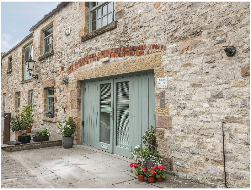 Riverview Mill Retreat a british holiday cottage for 4 in ,