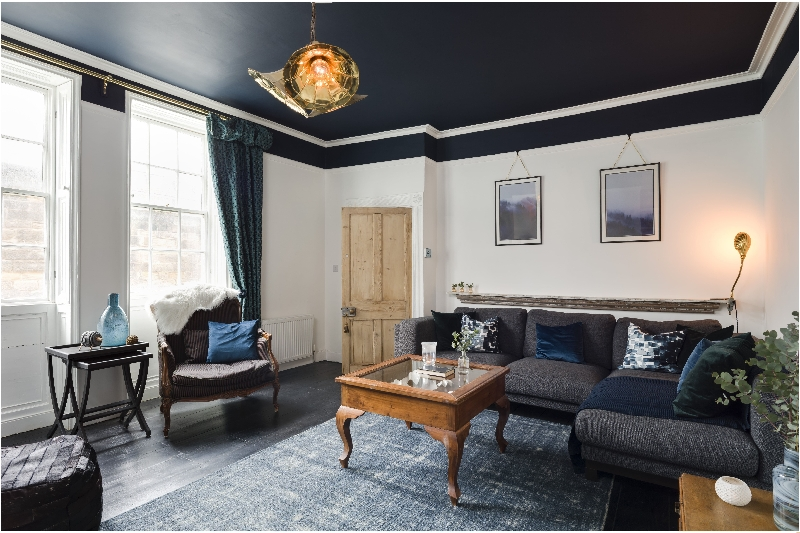 The Townhouse a british holiday cottage for 6 in ,