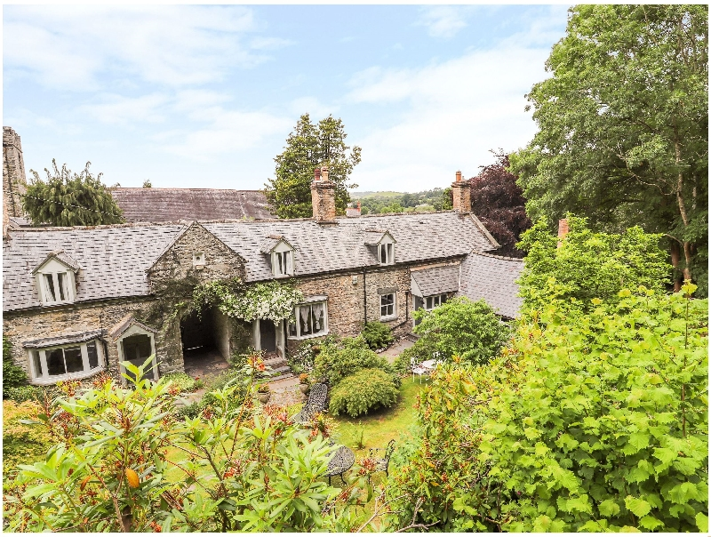 Eyton Cottage a british holiday cottage for 7 in ,