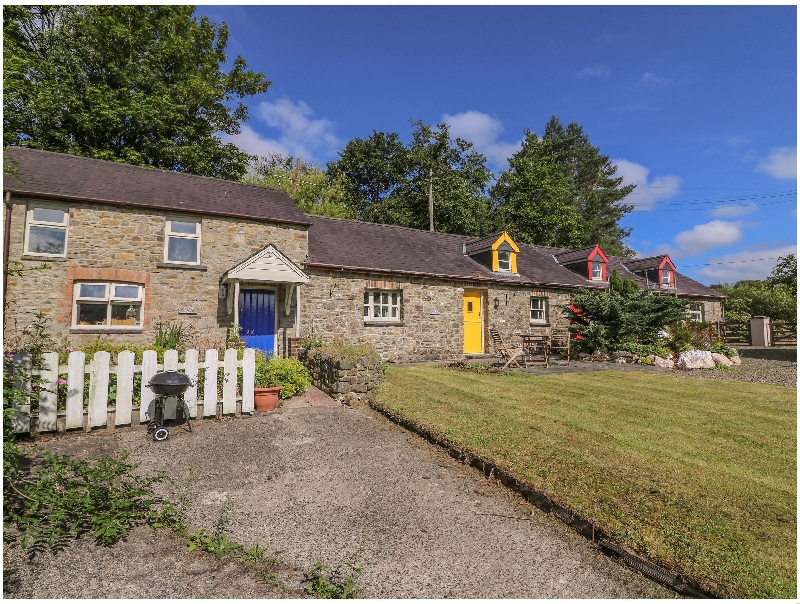 The Hobble a british holiday cottage for 4 in ,
