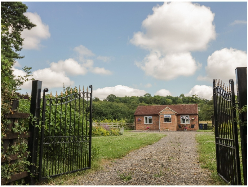 Lawn Cottage a british holiday cottage for 2 in ,