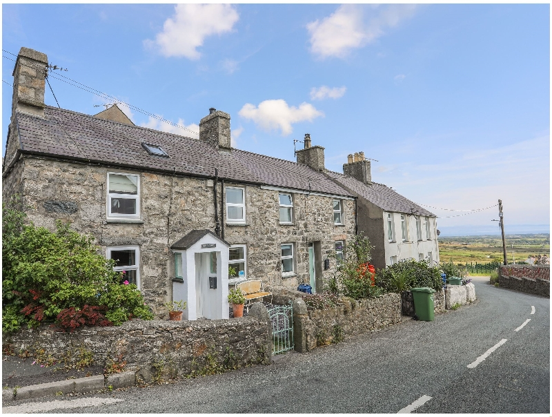 Pen y Groes a british holiday cottage for 4 in ,